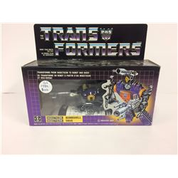 VINTAGE Transformers Insecticon Bombshell G1 IN BOX 1984