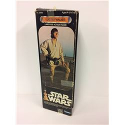 "Vintage Star Wars 12"" Figure 1977 Luke Skywalker W/ Box"