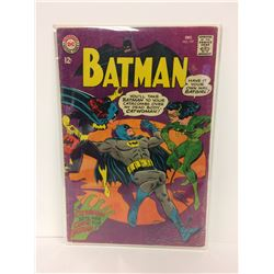Batman #197 Comic Book -1967 - 1st New Batgirl