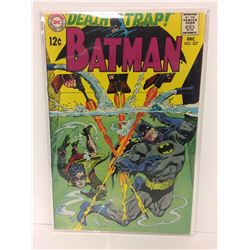 Batman #207 (DC Dec 1968) Robin