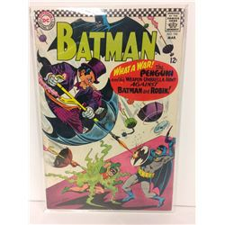 Batman #190 (DC Mar 1967) Penguin, Robin SILVER AGE