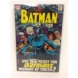 Batman #211 DC Comics 1969