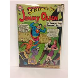 Superman's Pal, Jimmy Olsen #81  (Dec 1964)