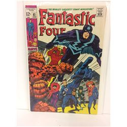 Fantastic Four #82 (Jan 1969, Marvel)