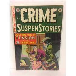 Crime Suspenstories #14 (1950-55 E.C. Comics) comic books