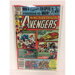 AVENGERS ANNUAL #10 First appearance of ROUGE MARVEL COMICS comic book 1981