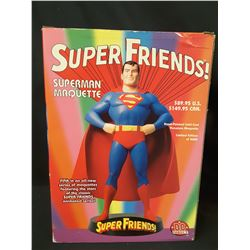 DC Comics Superman Super Friends Maquette Statue New from 2003 Limited IN BOX