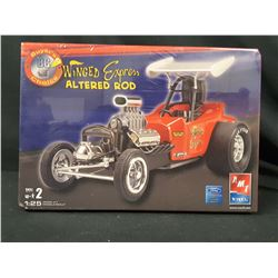AMT-ERTL Winged Express Altered Rod MODEL KIT (UNBUILT IN BOX)