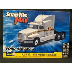 REVELL FORD AEROMAX SNAP TITE MAX MODEL KIT (UNBUILT IN BOX)