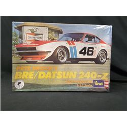 Revell 1/25 Scale Bre Datsun 240z Plastic Model KIT (UNBUILT IN BOX)