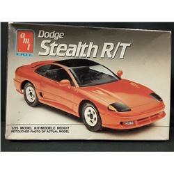 AMT / ERTL 1990 DODGE STEALTH R/T - MODEL KIT (UNBUILT IN BOX)