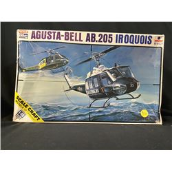 SCALE CRAFT MODELS AGUSTA-BELL AB.205 IROQUOIS 1:48 SCALE UNBUILT IN BOX