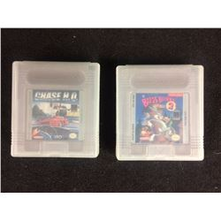 LOT OF 2 GAMEBOY GAMES