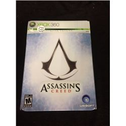 ASSASSINS CREED BRAND NEW FACTORY SEALED COLLECTOR SET  FOR XBOX 360