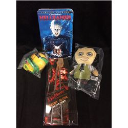 NEW HORROR MOVIE TOY LOT