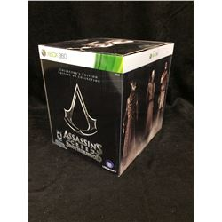 NEW IN BOX ASSASINS CREED COLLECTOR SET