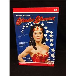 Wonder Woman Lynda Carter 13-Inch Statue - DC Collectible (VERY RARE)