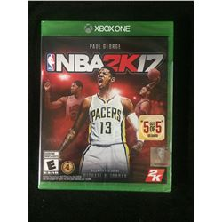 BRAND NEW FACTORY SEALED NBA 2K17 Xbox One