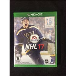Brand New, Factory Sealed NHL 17 (Microsoft Xbox One, 2016)
