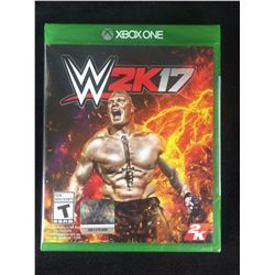 BRAND NEW FACTORY SEALED WWE 2K17 Xbox One -NEW