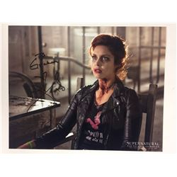 SIGNED 8 X 10 SUPERNATURALS