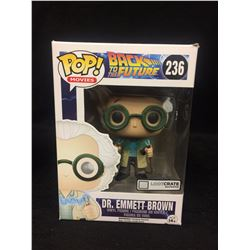 Funko Pop! Dr Emmet Brown Doc Back to the Future - Loot Crate #236