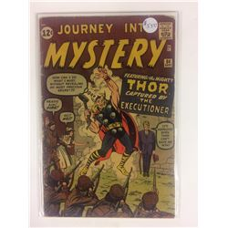 JOURNEY INTO MYSTERY COMIC #84 1ST THOR