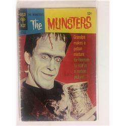 THE MUNSTERS #1