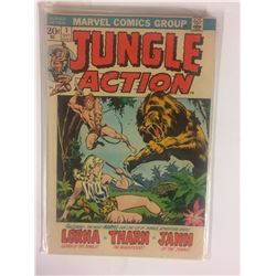 JUNGLE ACTION MARVEL #1