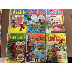 ARCHIE COMIC BOOK LOT