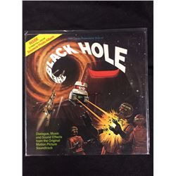 THE BLACK HOLE ORIGINAL SOUNTRACK LP