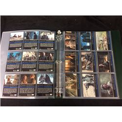 GAME OF THRONES NON SPORTS TRADING CARD LOT COMPLETE SET
