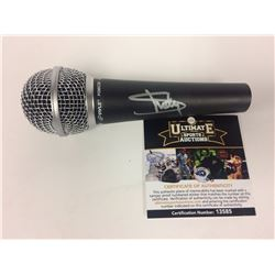 """AUTOGRAPHED EMINEM MICROPHONE INSCRIBED """"SHADY"""" W COA"""