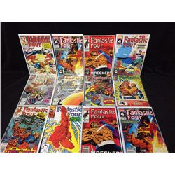 FANTASTIC FOUR COMIC BOOK LOT  GREAT CONDITION