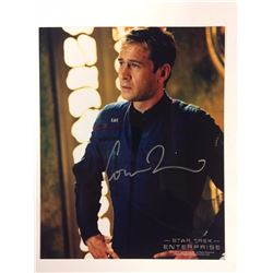 AUTOGRAPHED CONNER TRINEER 8 X 10