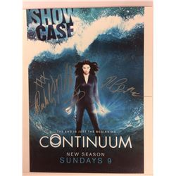 CONTINIUM PHOT SIGNED BY ROGER CROSS