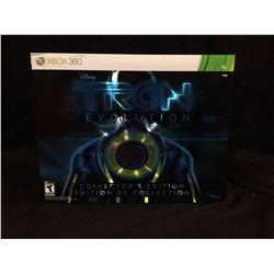 DISNEY'S TRON EVOLUTION COLLECTOR'S EDITION FOR XBOX 360