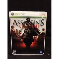 ASSASSINS CREED 3 LARGE STEELBOOK FOR XBOX 360