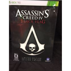 ASSASSINS CREED IV BLACK FLAG LIMITED EDITION FOR XBOX 360
