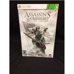 ASSASSINS CREED 3 LIMITED EDITION FOR XBOX 360