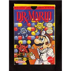 DR MARIO COMPLETE IN BOX FOR NINTENDO