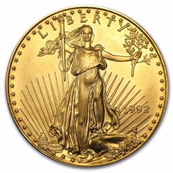 1992 $50 American Eagle Gold Coin