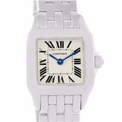 Cartier Santos Demoiselle Stainless Steel Ladies Wristwatch