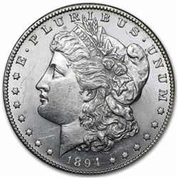 1894-S Morgan Dollar BU MS-63 RARE