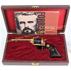 Colt Frontier Scout .22 cal. SN 2377NBF single action revolver General Nathan Bedford Forrest commem
