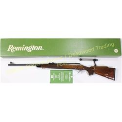 "Remington 700 BDL DM .270 Win SN D6212330 rifle with 22"" barrel, new in box. Modern.  Est. 500-800"