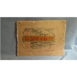 Platt, Guy X. OLD TIMERS HAND BOOK, THE HISTORY OF BUTTE, ILLUSTRATED, 1897