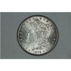 1878 S Morgan, about MS64