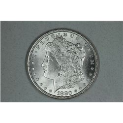 1880 Morgan, about MS64