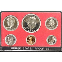 1974 US PROOF SET (WITH NO BOX)